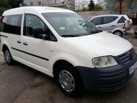 Volkswagen Caddy Пассажир