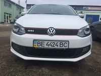 Volkswagen Polo Sedan GTI