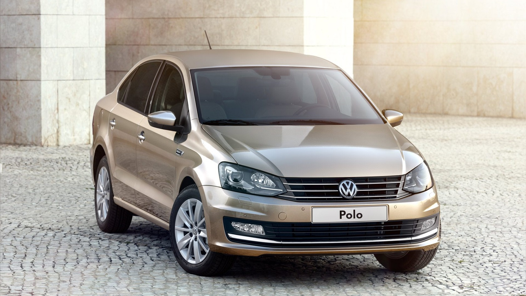 Volkswagen Polo Sedan 2016